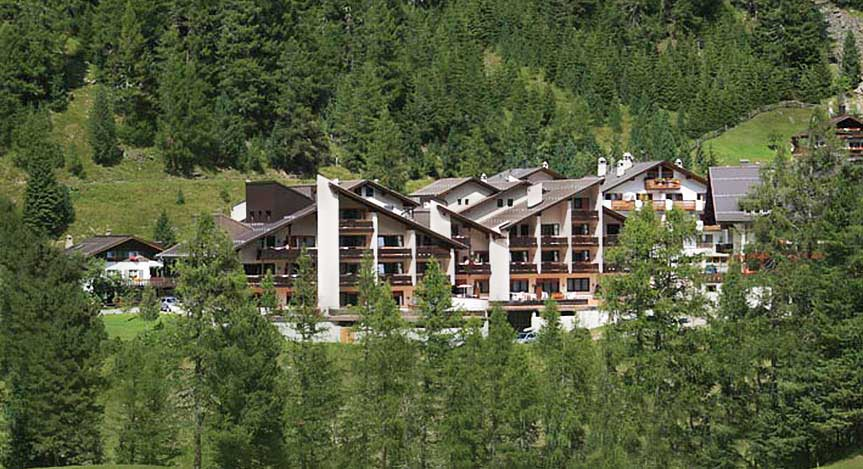 Alpina Residence in Sulden am Ortler